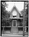 CENTRAL BAY OF FACADE - Robinson Stabler House, Washington and Madison Streets, Lynchburg, Lynchburg, VA HABS VA,16-LYNBU,113-1.tif