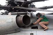 CH-53E Engine Details