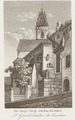 CH-NB - Die lange Stiege auf dem Kirchhof = Le Grand Escalier du Cimetiere -Randvignette Mitte rechts- - Collection Gugelmann - GS-GUGE-83-41-8.tif