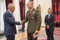 CJCS meets with Albanian President (36844068560).jpg