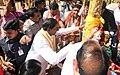 CM KCR visited Medaram Sammakka Saralamma Jathara on 02nd February 2018 (9).jpg