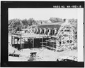 CONSTRUCTION PHOTOGRAPH, JUNE 1, 1932 - U. S. Border Inspection Station, 103 Cherry Street, Sumas, Whatcom County, WA HABS WASH,37-SUM,1-16.tif
