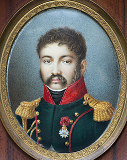 Hercule Corbineau French soldier