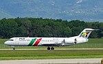 CS-TPD Fokker 100 (F28-0100) F100 - PGA (27092370512).jpg