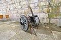 Cañón sobre ruedas en el Museo Militar de Almeida.jpg