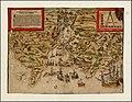 Ca. 1560 view of Tunis by Agostino Veneziano.jpg