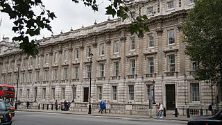 United Kingdom government ministerial department