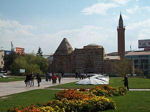 Kırşehir - Image: Cacabey