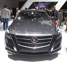 2013 Cadillac Ats 2.0 L Turbo >> Cadillac CTS - Wikipedia, the free encyclopedia