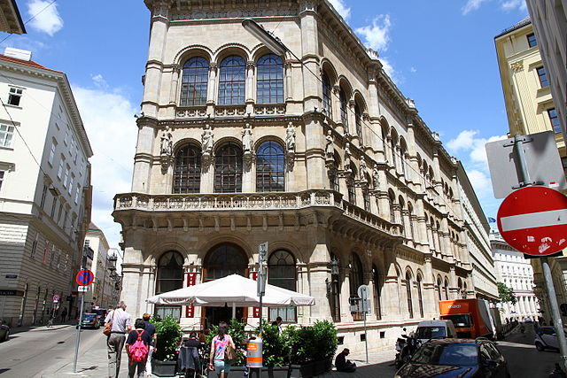 file cafe central in vienna exterior jpg wikimedia commons. Black Bedroom Furniture Sets. Home Design Ideas