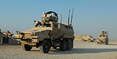 Caiman mine-resistant, ambush-protected vehicles in Iraq.jpg
