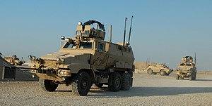Vehicles to serve as reminder of MRAP legacy | Article | The ...