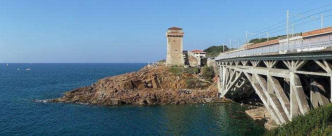 Calafuria Panorama.jpg