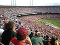 Candlestick Park southeast side from section 55.JPG