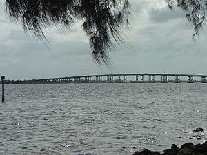 Cape Coral Bridge - Image: Cape Coral Bridge