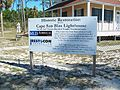 Cape San Blas FL light sign01.jpg