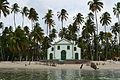 Capela de São Benedito - Século XVIII (Praia dos Carneiros - Pernambuco).JPG