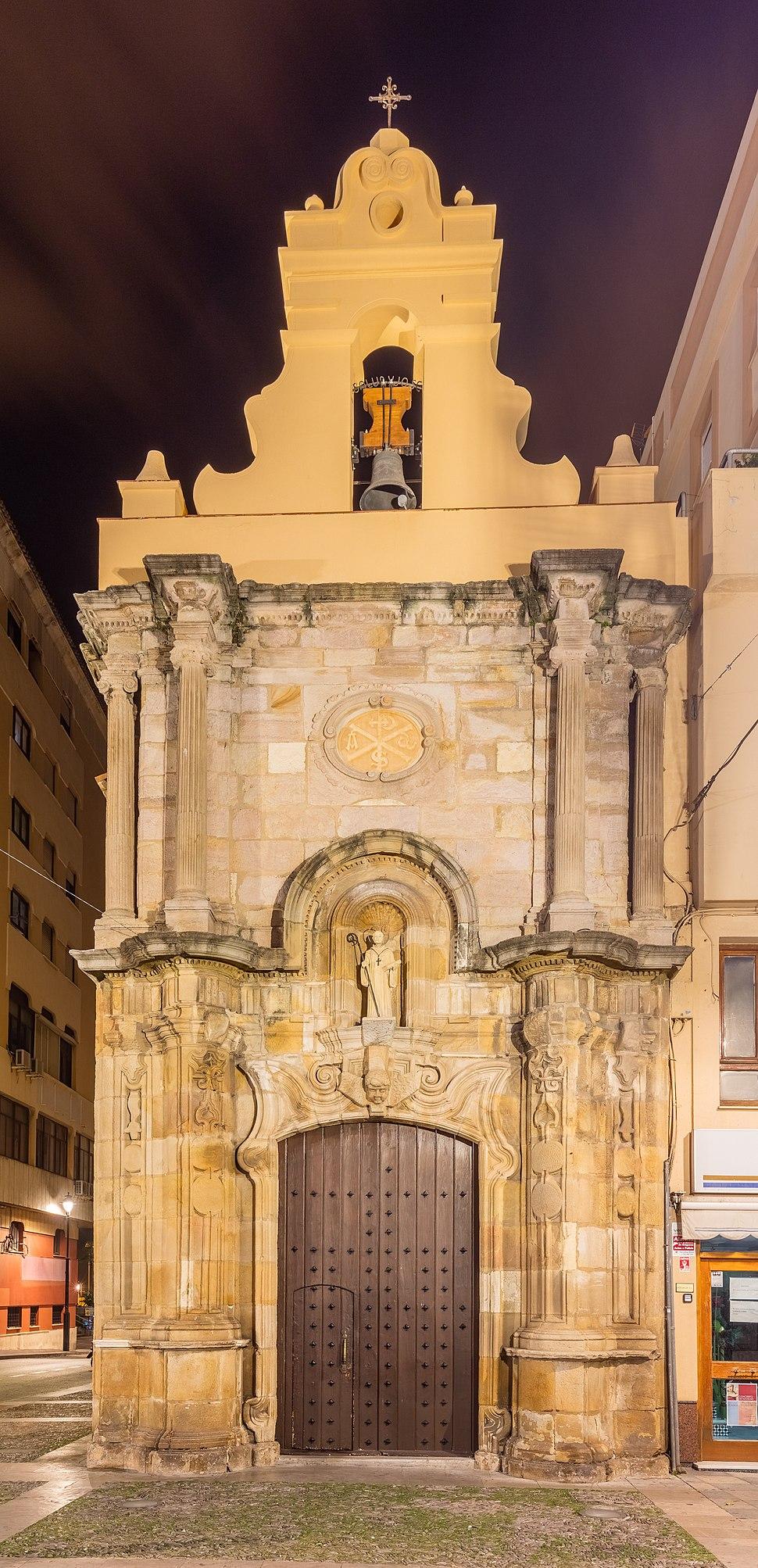 Capilla de Nuestra Señora de Europa, Algeciras, Cádiz, España, 2015-12-09, DD 06-08 HDR