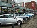Car Dealer, Eastern Avenue, Gants Hill - geograph.org.uk - 701435.jpg