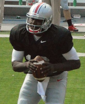 Cardale Jones - Jones in 2014, while at a spring game