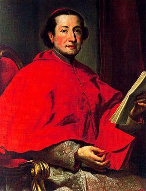 Carlo Rezzonico (cardinal) - Carlo Rezzonico