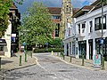 Carfax to North Street and 'The Spire', Horsham, West Sussex, England.jpg