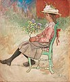 Carl Larsson - Dagmar Grill 1909.jpg