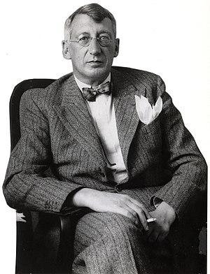 Carl Wilhelm Rubenson - Carl Wilhelm Rubenson, c. 1933