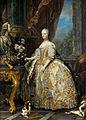 Carle Van Loo - Marie Leszczinska, reine de France (1703-1768) - Google Art Project.jpg