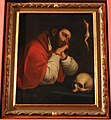 Carlo ceresa (bottega), san carlo borromeo, xvii secolo.JPG