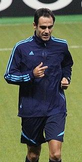 Spanish football referee