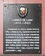 CarmenDeLuna HistoricalMarker Manila.jpg