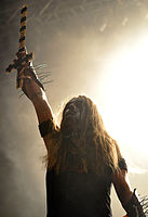 "Carpathian Forest, Roger ""Nattefrost"" Rasmussen at Party.San Metal Open Air 2013.jpg"