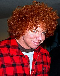 Carrot Top 10. januara 2009