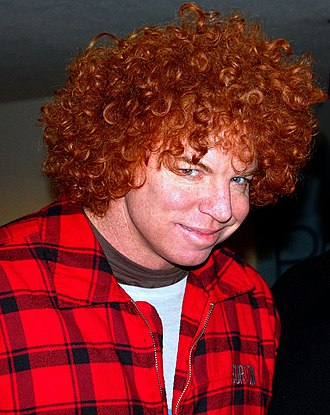 Carrot Top - Carrot Top on January 10, 2009