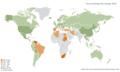 Carte du chômage mondial (Octobre 2018).png