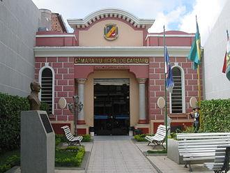 Caruaru - Municipal Chamber of Caruaru, the local legislature.