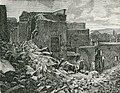 Casamicciola una parte del paese dopo il terremoto del 1883.jpg