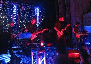 Caspian (band) US instrumental post-rock band