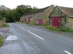Walworth, County Durham - Barns at Castle Farm