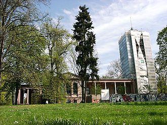 Biesdorf (Berlin) - Biesdorf Castle