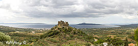 Castle of Agia Paraskevi and Vatika region