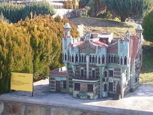 Catalunya en Miniatura-Casa Vicens
