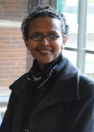 Somali studies - Somali studies scholar Cawo Mohamed Abdi.