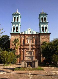 Ciudad Altamirano, Guerrero Municipal seat and city in Guerrero, Mexico