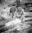 Cecil Beaton Photographs- Tyneside Shipyards, 1943 DB126