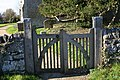 Celebration gates - geograph.org.uk - 1056999.jpg