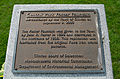 Central Park Foster Fountain plaque.jpg