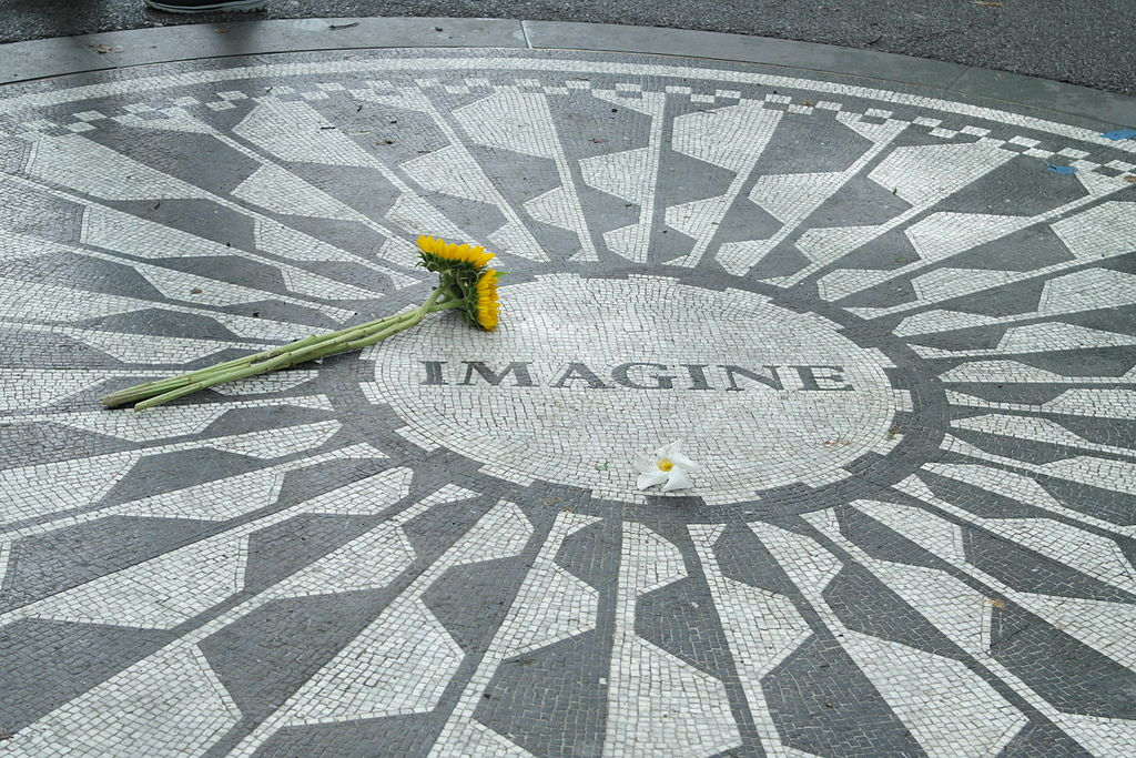 Central Park Imagine Mosaic