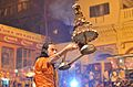 Ceremony Aarti, Puja Hindu India.jpg